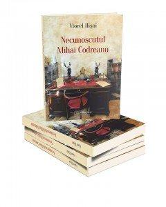 """Viorel Ilișoi, """"Necunoscutul Mihai Codreanu"""", Editura Muzeelor Literare, Iași, 2014, 254 p. / 20 lei"""
