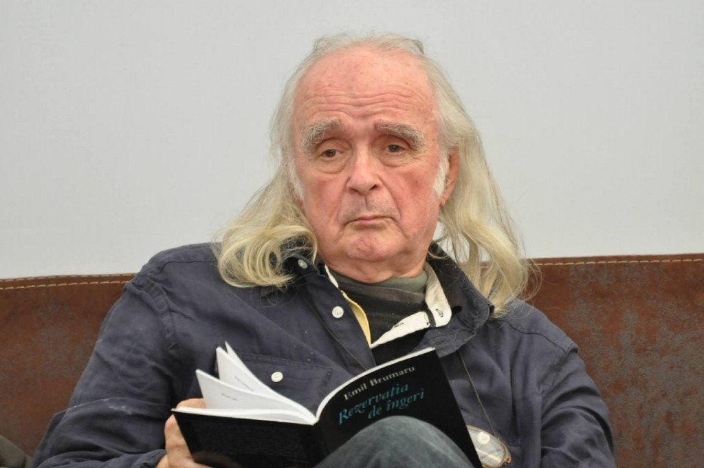 A murit poetul Emil Brumaru... (Foto: V. I.)