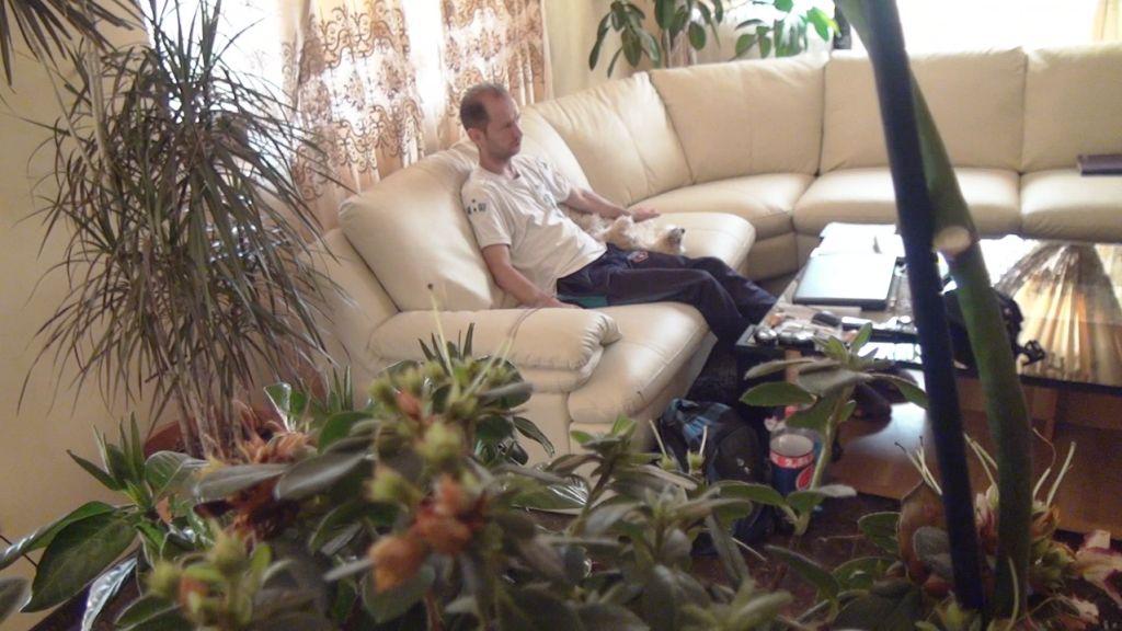 Florin Botoșan are acum casa pe care și-a dorit-o când era boschetar
