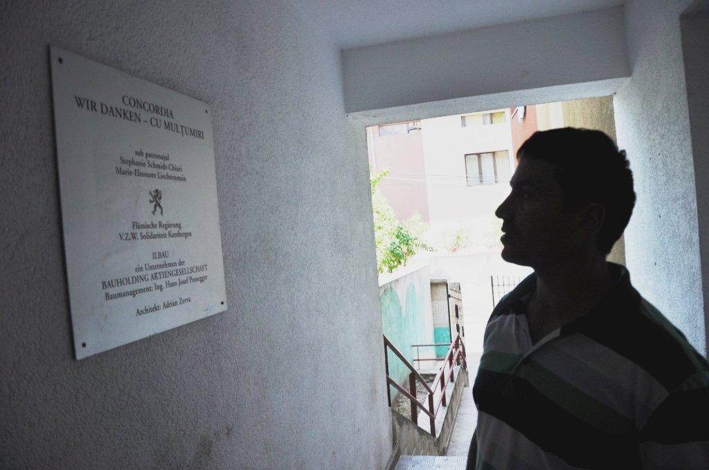Coșmarul fraților Botoșan a luat sfârșit la Fundația Concordia