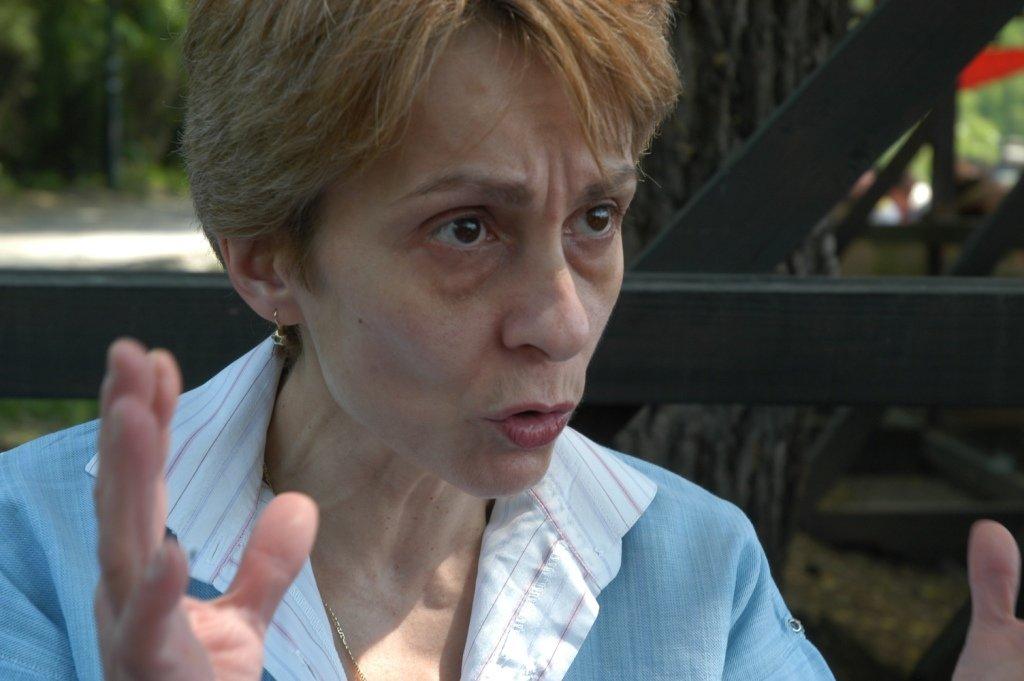 Morusanu, Gabriela